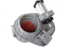 摆动式气动陶瓷卸灰阀